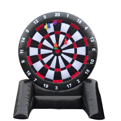 New Inflatable Game Giant Dart Board
